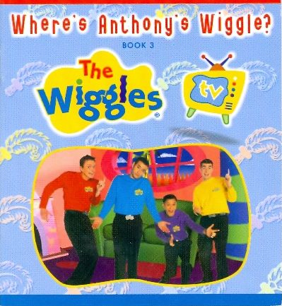 Wigglepedia Fanon: Where's Anthony's Wiggle? (episode)