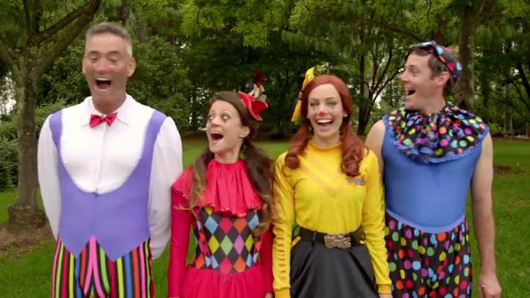 A Company of Clowns