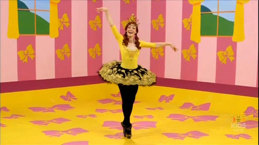 Ballerina, Ballerina (episode)