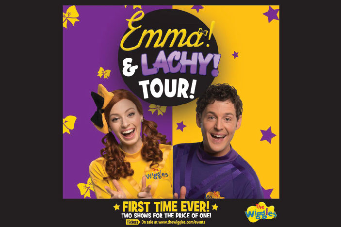 Emma and Lachy Tour