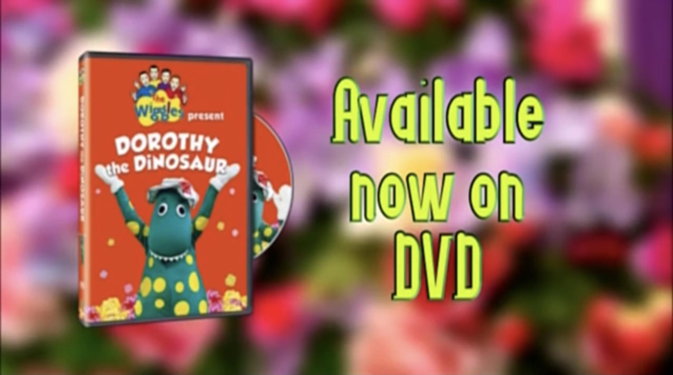 Dorothy the Dinosaur's Memory Book (video)/Marketing