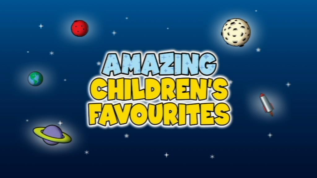 Amazing Children's Favourites/Gallery