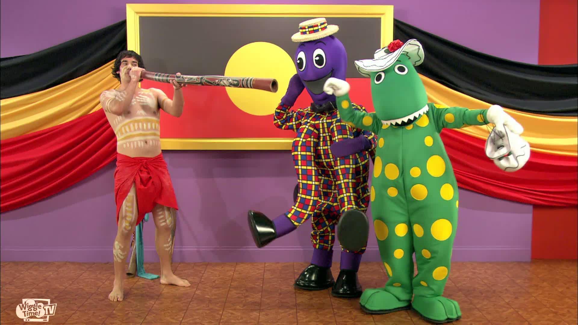 Dorothy and the Didgeridoo