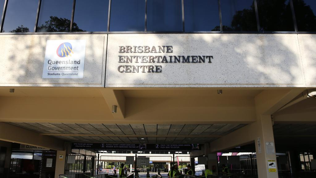 Brisbane Entertainment Centre