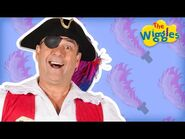 The Wiggles- Wiggle, Wiggle, Wiggle! - Captain Feathersword's Feather Party! - Kids Songs