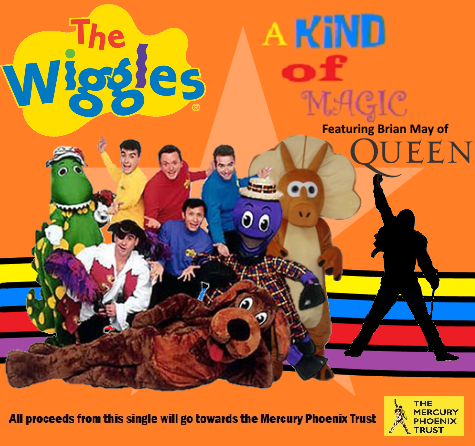 Wigglepedia Fanon: A Kind Of Magic (single)