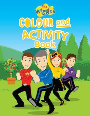 Colour and Activity Book