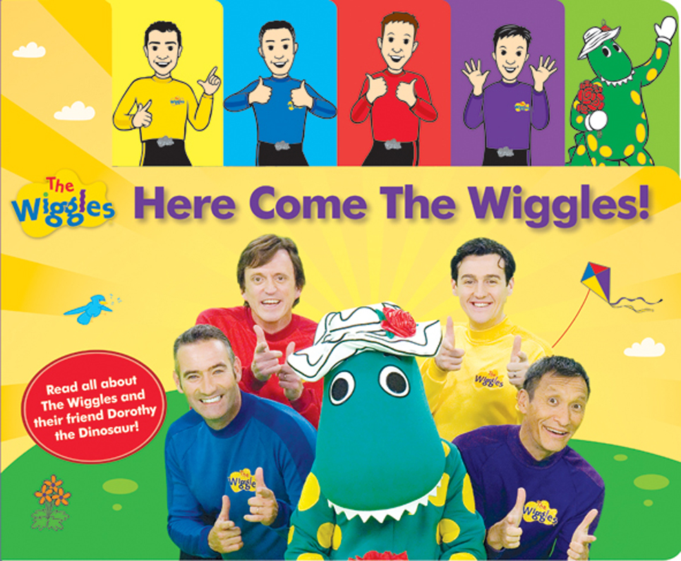 Here Come The Wiggles! (book)