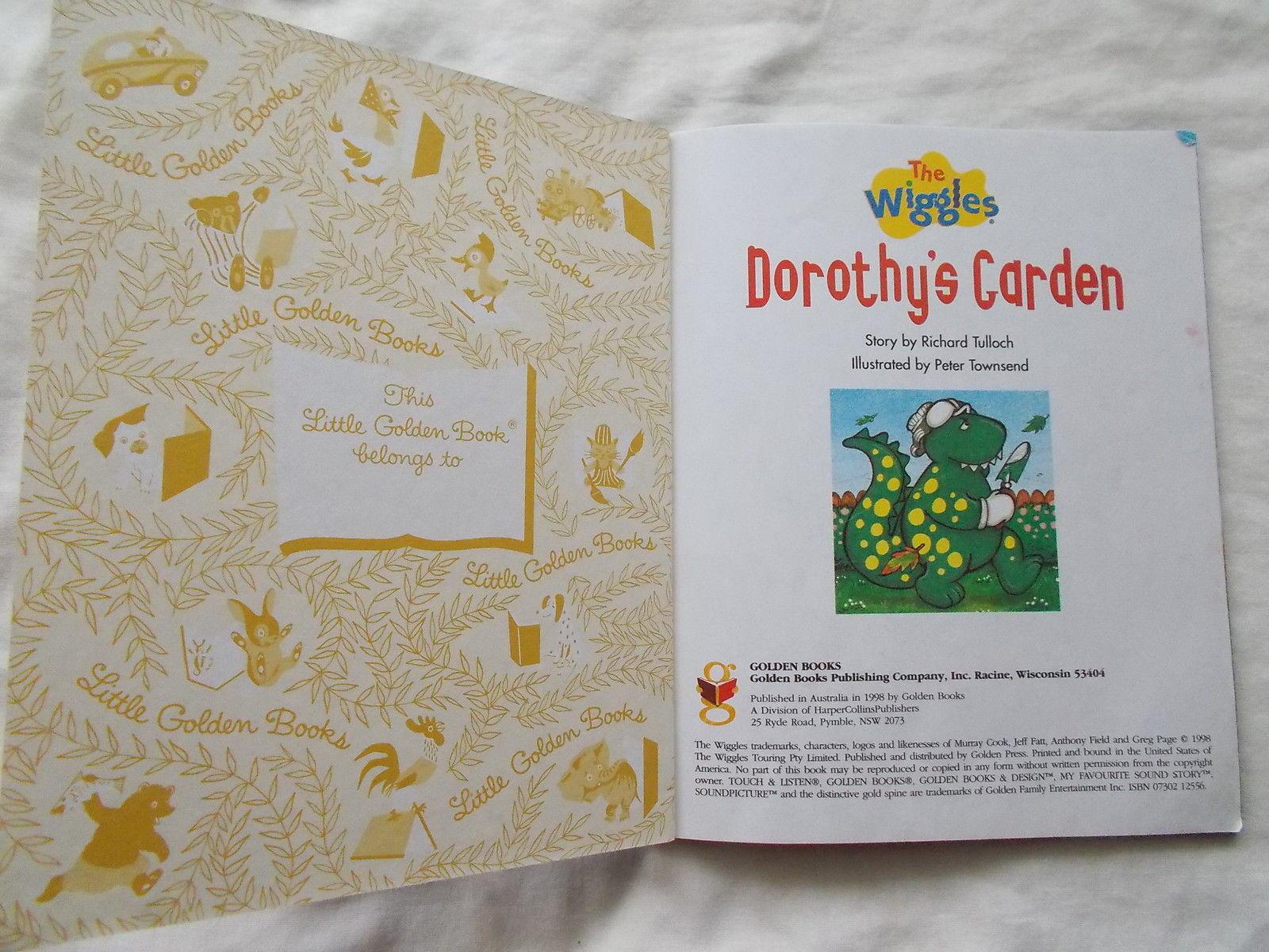 Dorothy's Garden (1998 book)