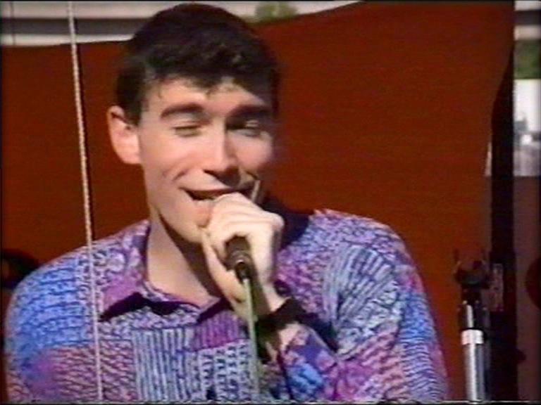 Greg's Singing Skit