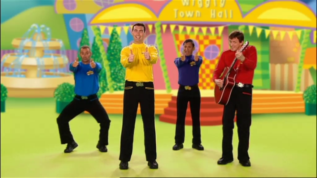 It's Sunny Today (The Wiggles Show! episode)