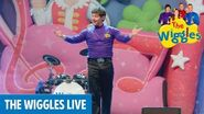 The Wiggles Rock-a-bye Your Bear (Live)