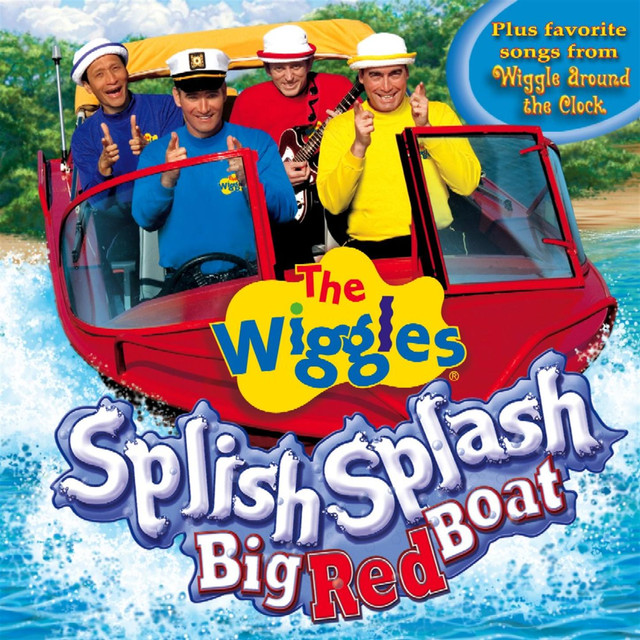 Splish Splash Big Red Boat (album)