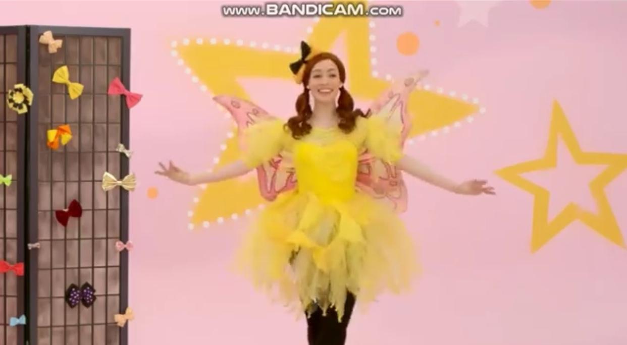 Dressing Up Like A Fairy