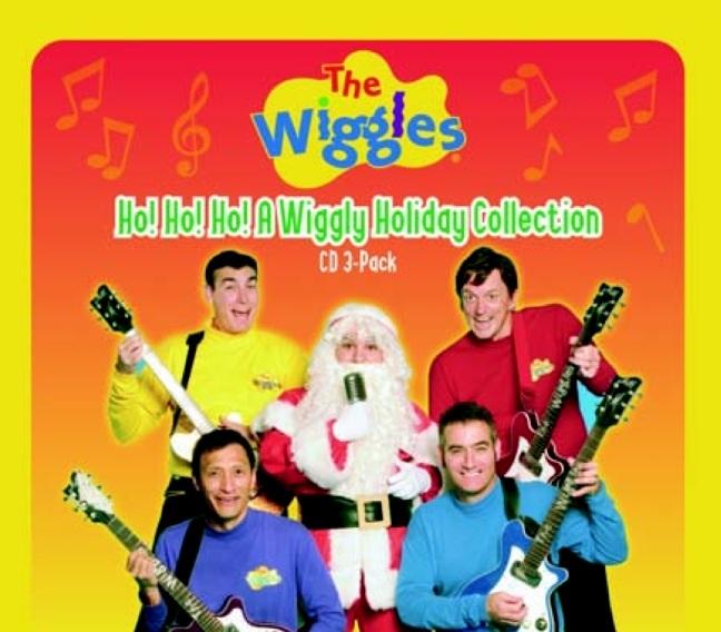 Ho! Ho! Ho! A Wiggly Holiday Collection