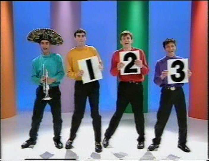 Numbers Rhumba
