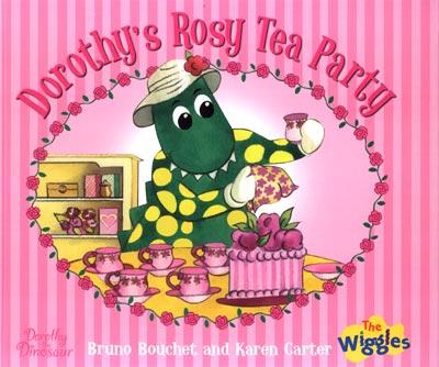 Dorothy's Rosy Tea Party
