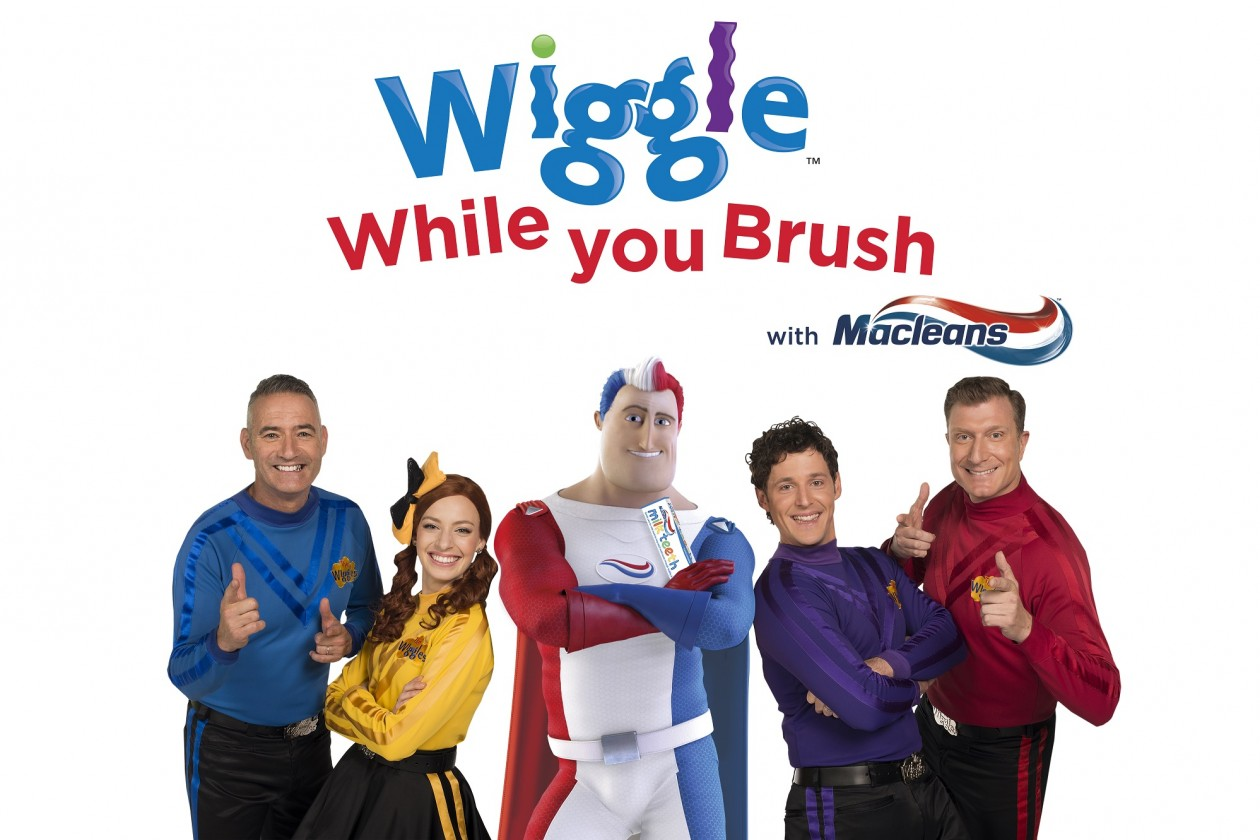 Wiggle While You Brush