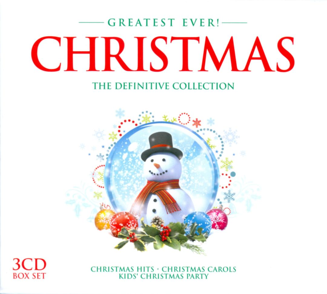 Greatest Ever! Christmas: The Definitive Collection