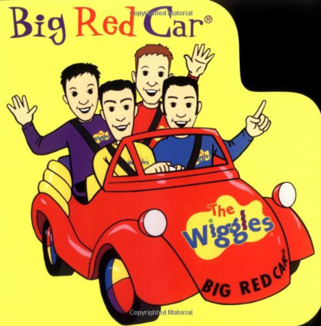 Big Red Car (book)