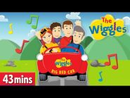The Wiggles- Big Red Car 🚗 Wheels On The Bus 🚌 Nursery Rhymes, Transport & Dancing Songs for Kids