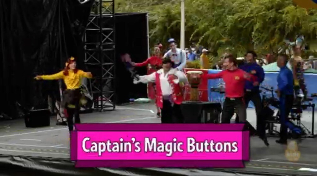 Captain's Magic Buttons (episode)