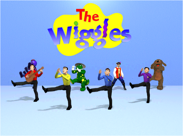 A Day with the Wiggles