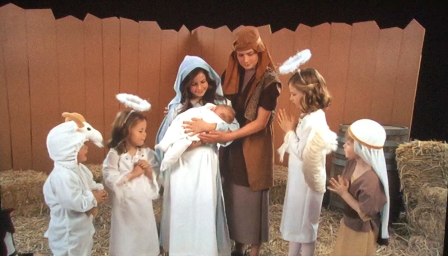 A Miracle In A Manger