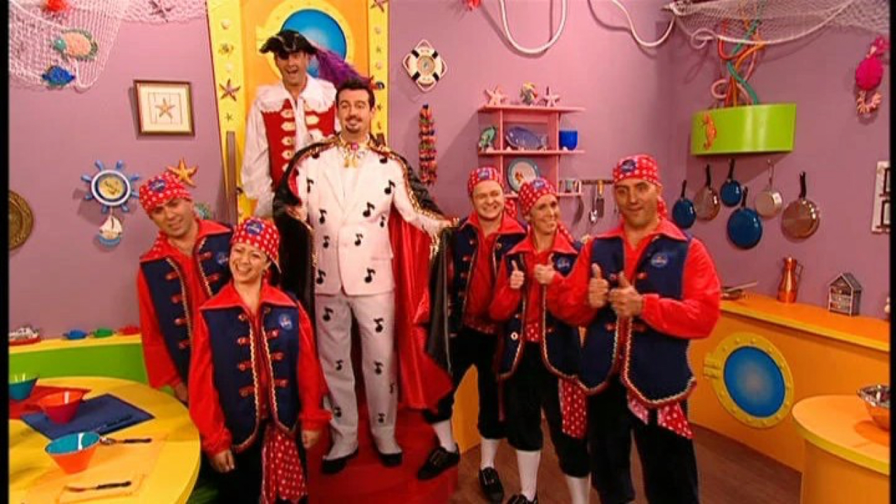 Episode 1 (The Wiggles Show! - TV Series 4)