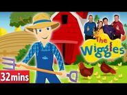 The Wiggles- Old McDonald Had A Farm 🐄 Baa Baa Black Sheep 🐑 Animal Songs & Nursery Rymes for Kids!