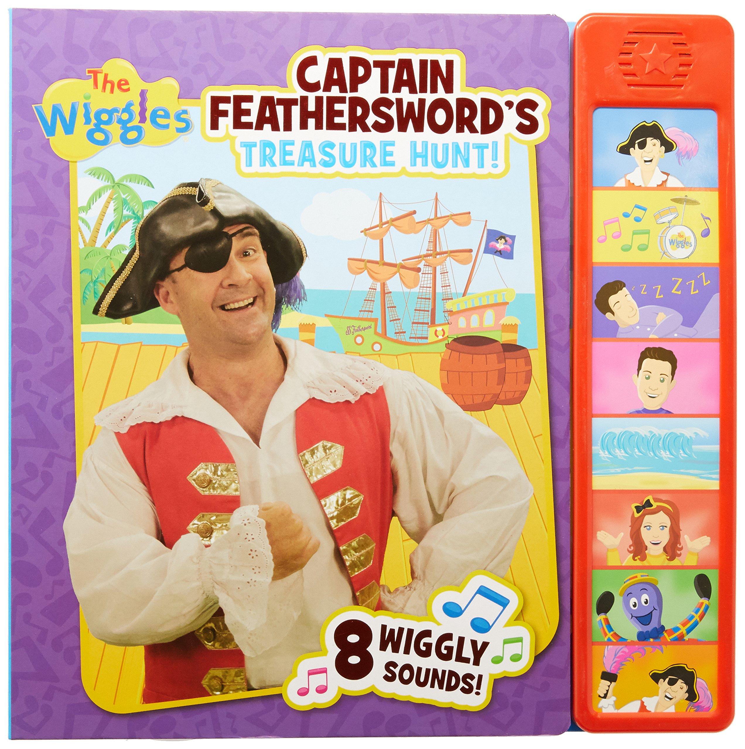 Captain Feathersword's Treasure Hunt!