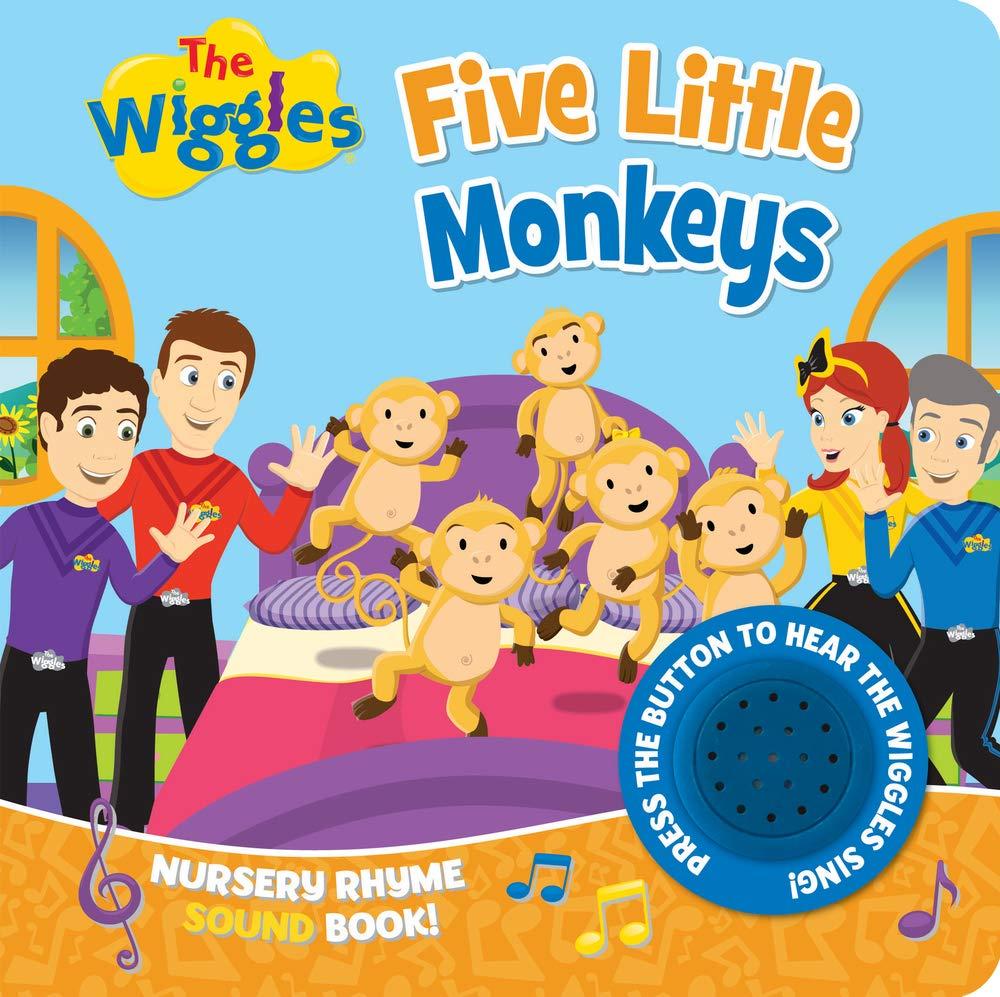 Five Little Monkeys (book)
