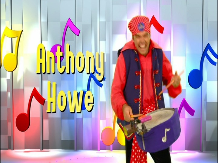 Anthony Howe