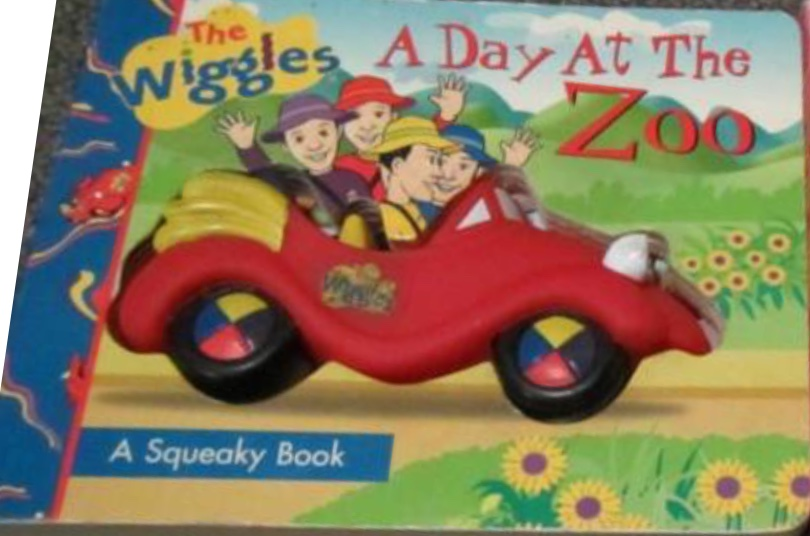 A Day At The Zoo (2005 book)