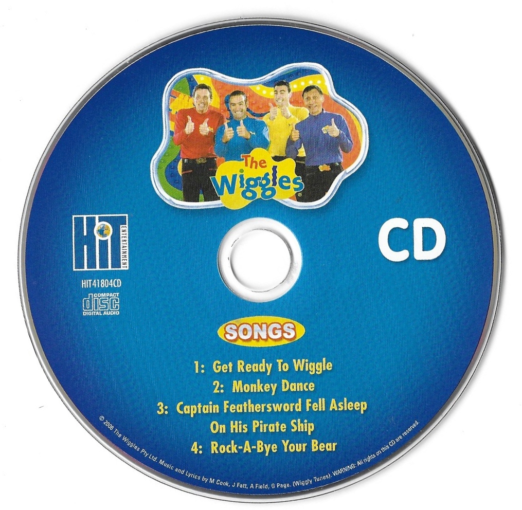 4 Song CD