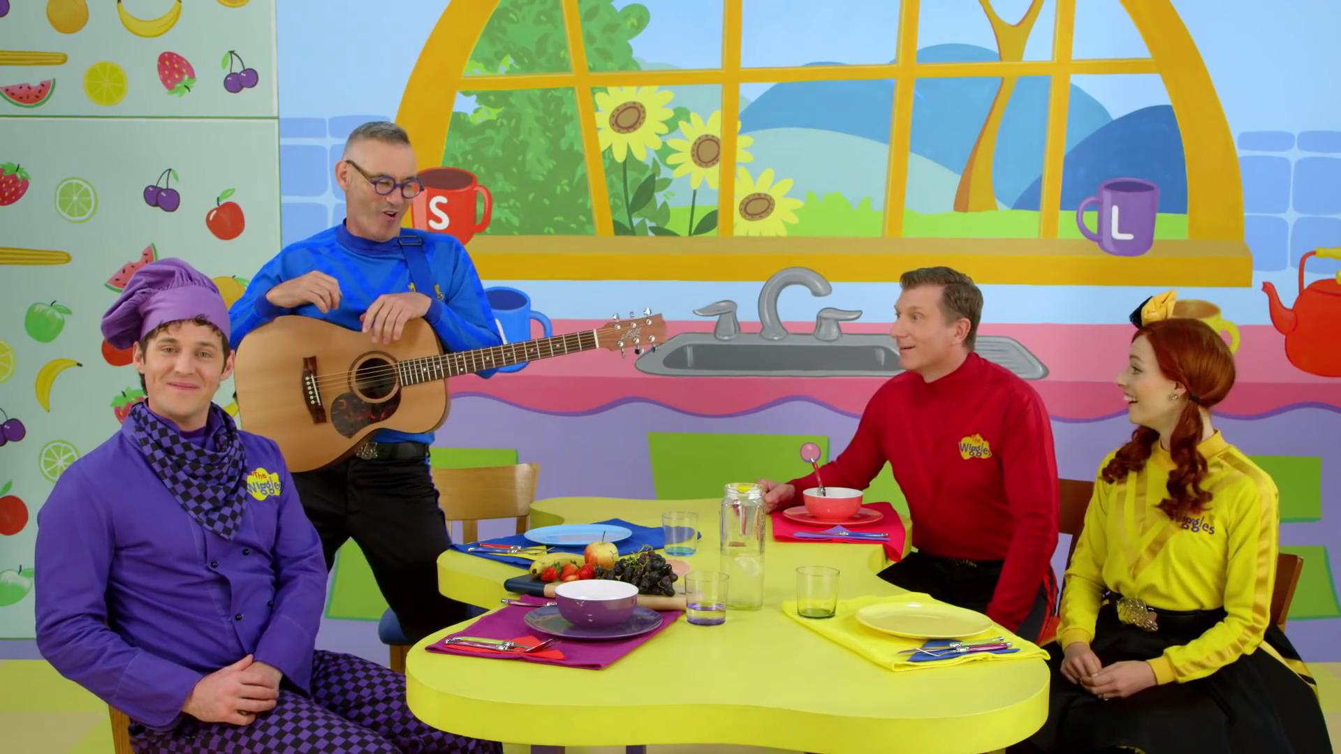 Rock & Roll Preschool (Wiggle Wiggle Wiggle! episode)