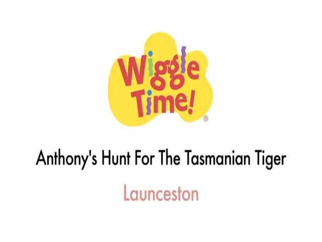 Anthony's Hunt For The Tasmanian Tiger