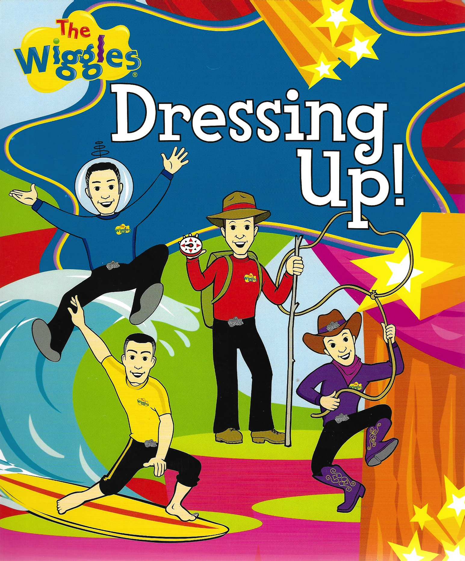 Dressing Up! (book)