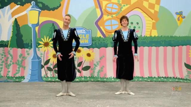 Two Ballerinos