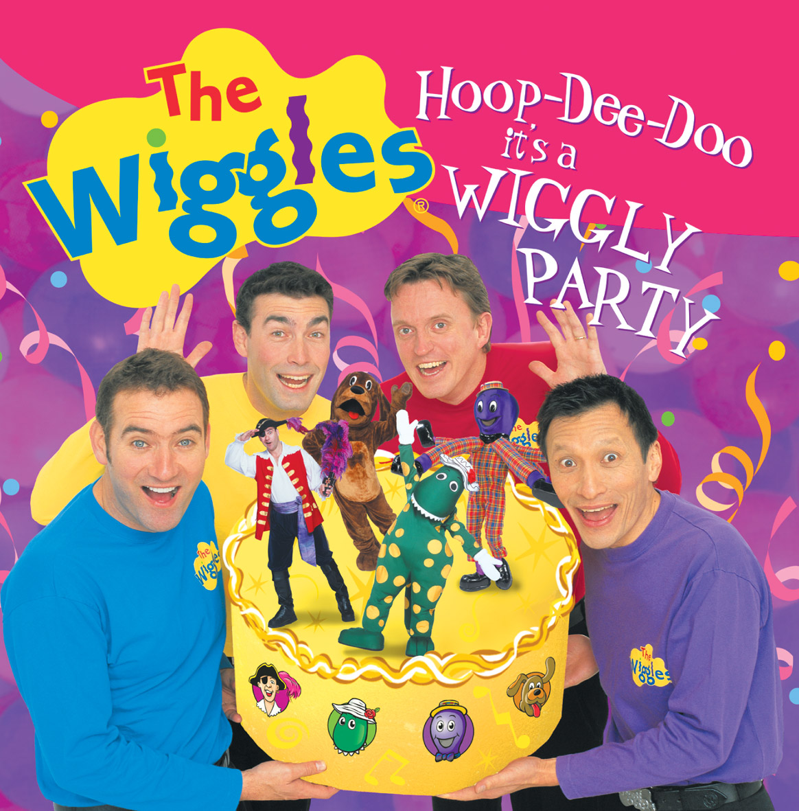 Hoop-Dee-Doo it's a Wiggly Party (album)