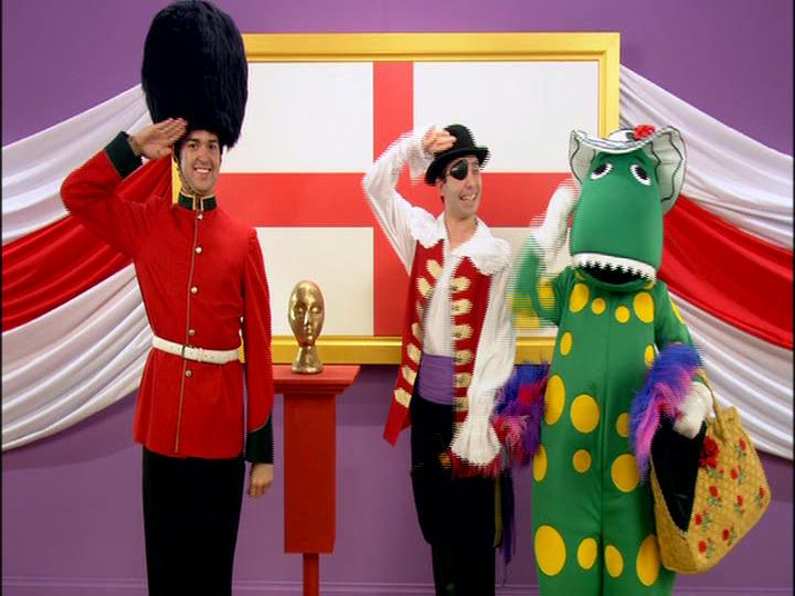 England Swings!