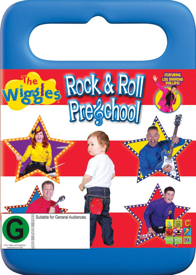 Rock & Roll Preschool (video)