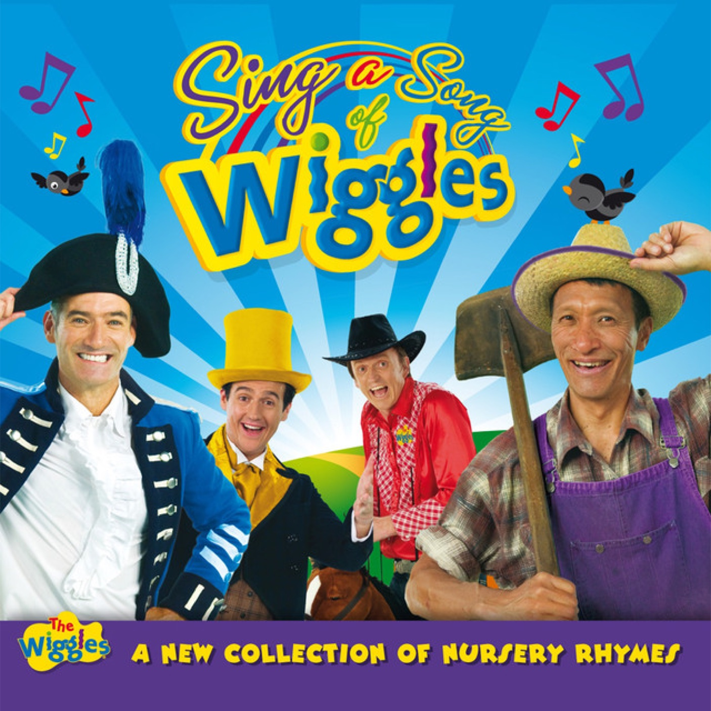 Sing a Song of Wiggles (album)