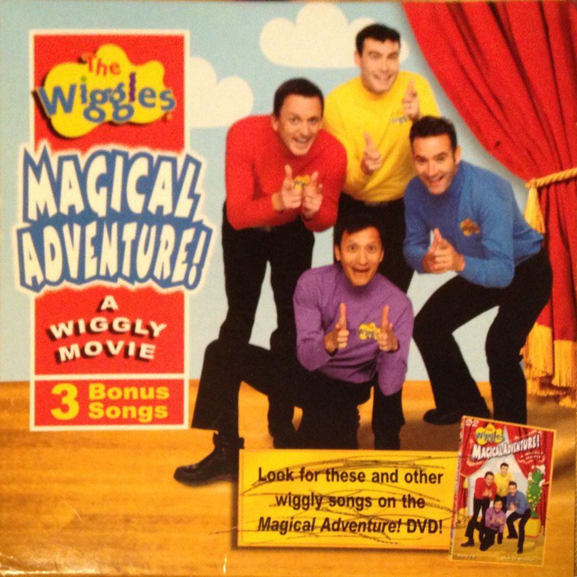 Magical Adventure! A Wiggly Movie: 3 Bonus Songs