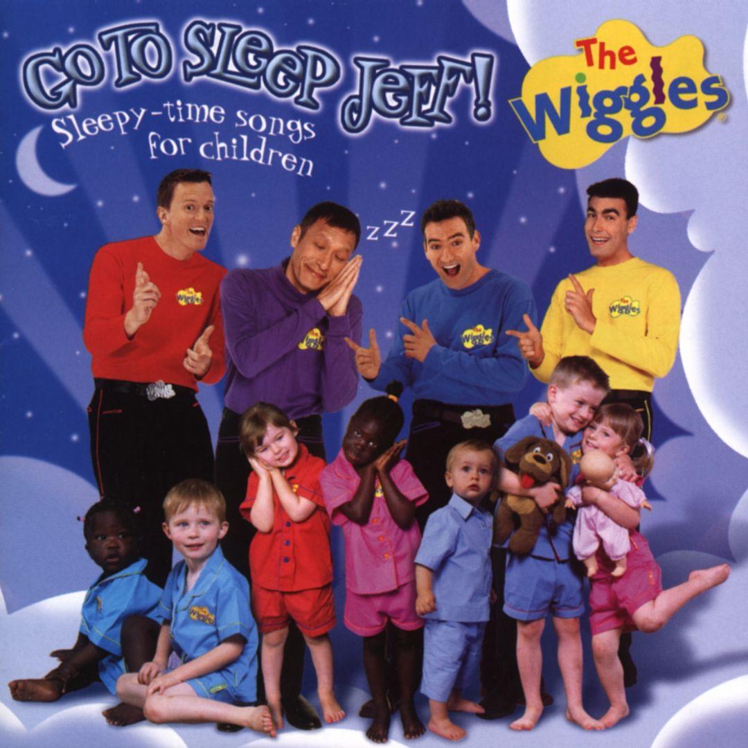 Go To Sleep Jeff! (album)