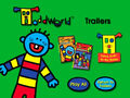 ToddWorld Trailers From It's A Wiggly, Wiggly World! And Lights, Camera, Action!