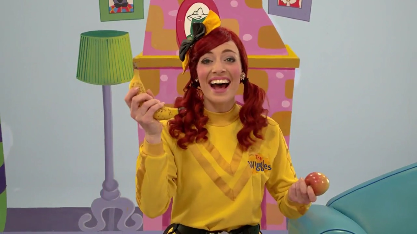 Apples and Bananas (Ready, Steady, Wiggle! episode)
