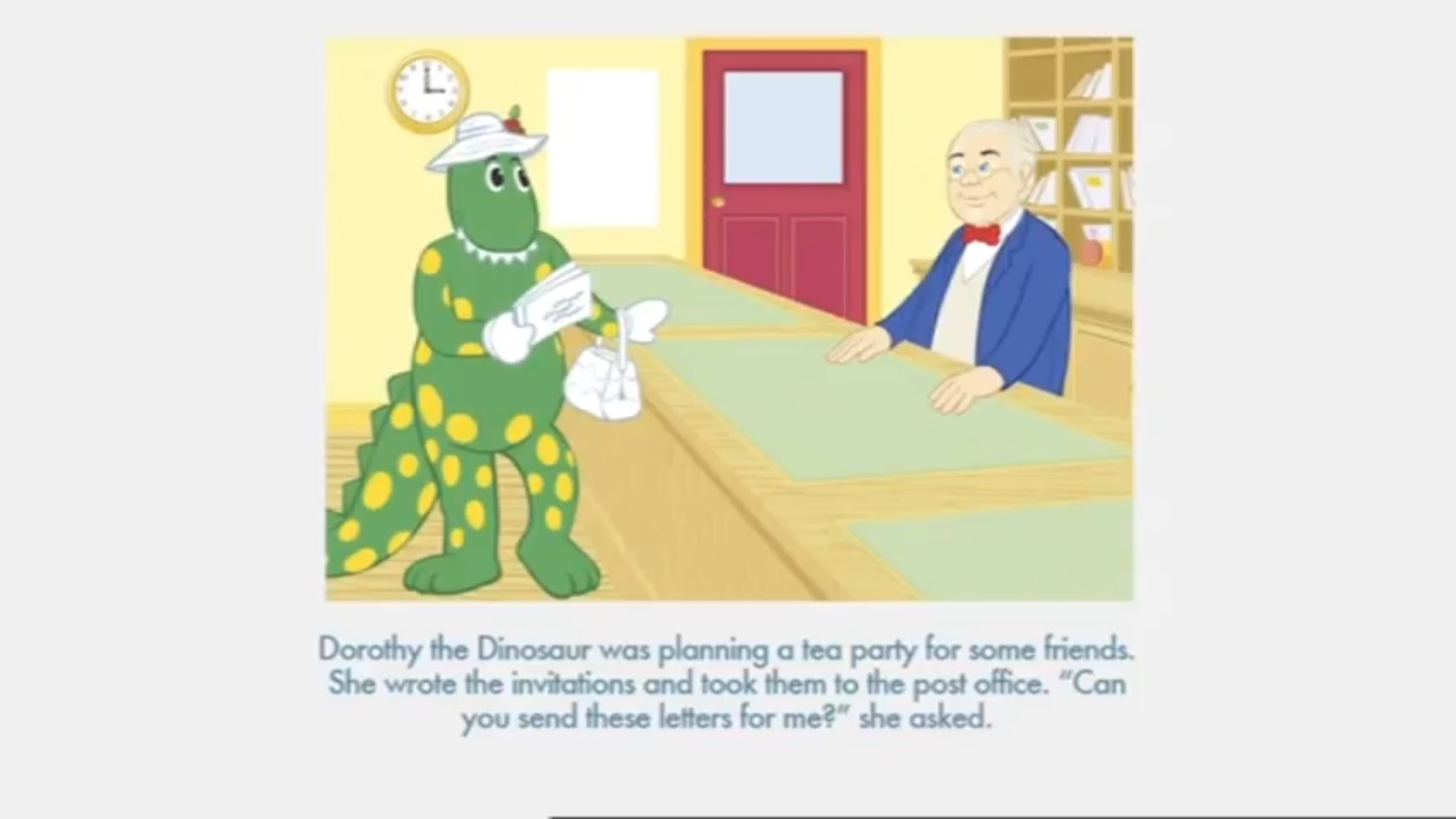 Dorothy's Tea Party