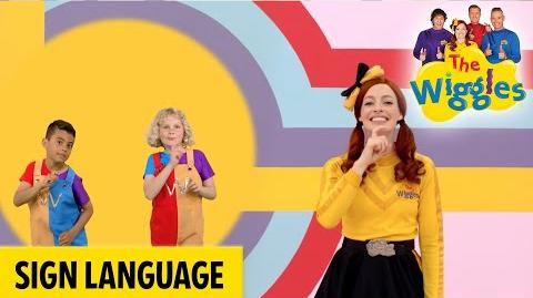 Emma Sign Language Time