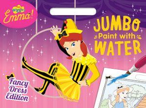 Emma : Jumbo Paint with Water